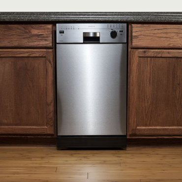 EdgeStar Energy Star 18 Built-In Dishwasher - Stainless Steel