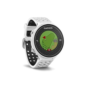 Garmin Approach S6 Golf GPS Watch (White)