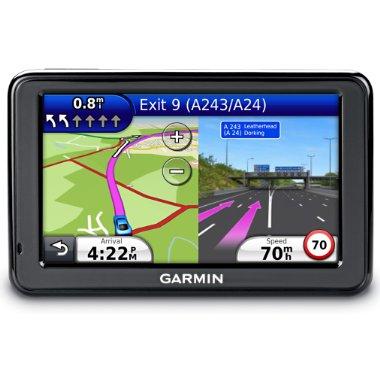 Garmin Nuvi 2595LMT GPS Auto avec écran 5 pouces, Info Trafic et carte (45 pays) gratuits à vie