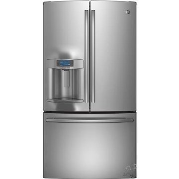 GE Profile PFE28RSHSS French Door 27.7 cu. ft. Stainless Steel Refrigerator