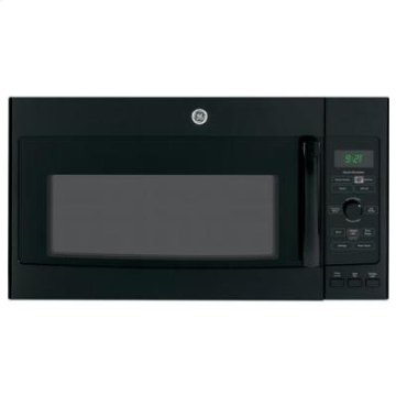GE PVM9215DFBB Profile 2.1 Cu. Ft. Black Over-the-Range Microwave