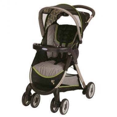 Graco FastAction Lightweight Folding Baby Stroller - Surrey (1868607)
