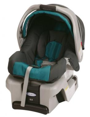 Graco SnugRide 30 Classic Connect Car Seat, Dragonfly