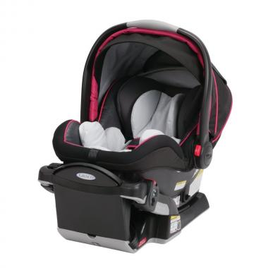 Graco SnugRide Click Connect 40 Car Seat (Azalea)