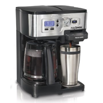 Hamilton Beach 2-Way FlexBrew Coffeemaker (49983A)