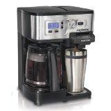 Hamilton Beach 2-Way FlexBrew Coffeemaker (49983A)