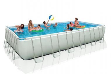 Intex 24x12' Ultra Frame 52 Deep Pool Set (28361EH)
