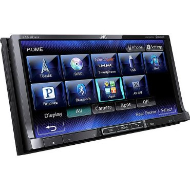 JVC KW-NSX700 Bluetooth Enabled In-Dash Double DIN A/V Reciever