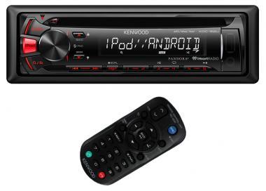 Kenwood  KDC-162U CD Receiver with USB & AUX Inputs
