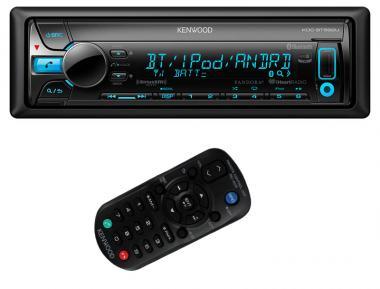 Kenwood KDC-BT562U CD Single DIN In-Dash Bluetooth Car Stereo Receiver