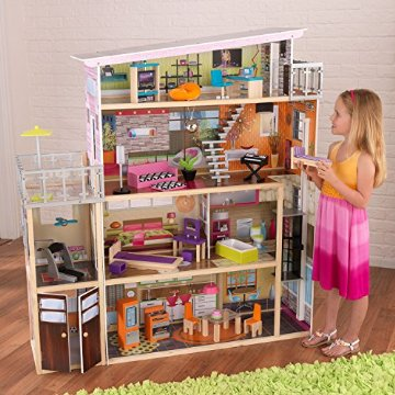 Kidkraft Soho Townhouse Dollhouse