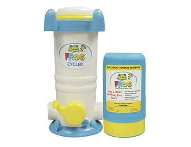 King Technology Pool Frog Cycler 6100 Mineral Sanitizing ...