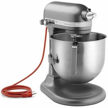 KitchenAid KSM8990DP 8-Qt Commercial Bowl-Lift Stand Mixer, Dark Pewter