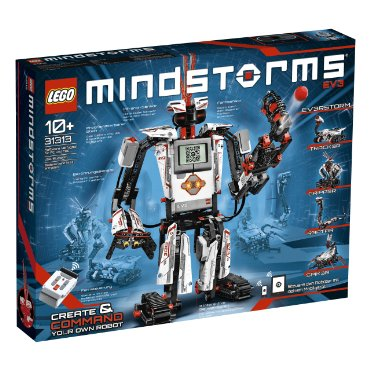 Lego Mindstorms EV3 Jeu De Construction (31313)