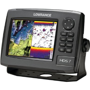 Lowrance HDS-7 Gen2 Insight Fishfinder and Chartplotter without Transducer