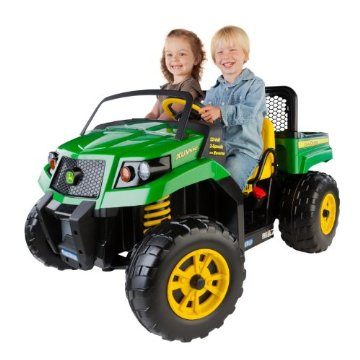 Peg Perego John Deere Gator XUV 550 Ride-On