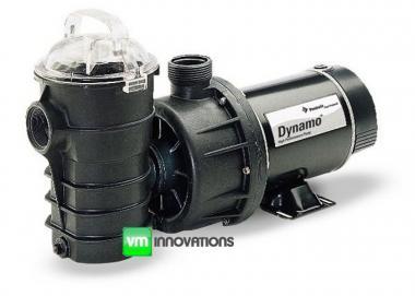 Pentair 340197 Dynamo 1HP 115V Pump with Cord (DYNII-NI-1)