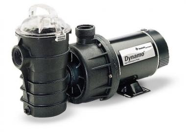 Pentair 340210 Dynamo 1.5HP Single Speed Aboveground Pool Pump with Cord (DYNII-NI-1-1/2)