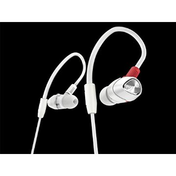 Pioneer Pro DJ DJE-1500-W Professional DJ In-Ear Headphones