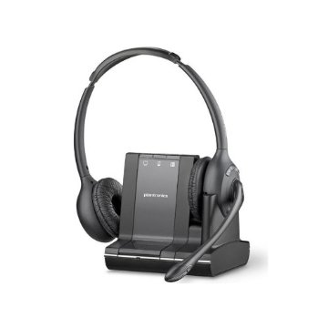 Plantronics Savi W720 Multi-Device Wireless Headset System - US Warranty