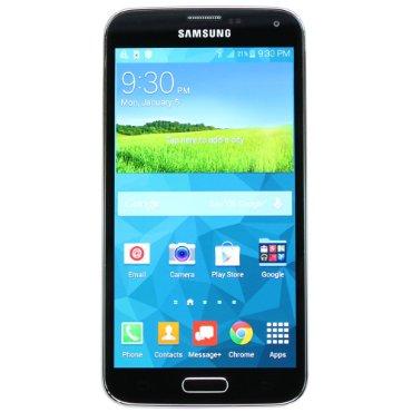 Samsung Galaxy S5 SM-G900V 16GB Verizon CDMA / Unlocked GSM 4G LTE Smartphone (Black)