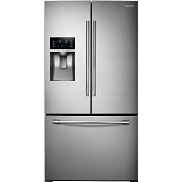 Samsung RF28HDEDBSR - 28 Cu. Ft. French-Door Showcase Refrigerator (Stainless Steel)