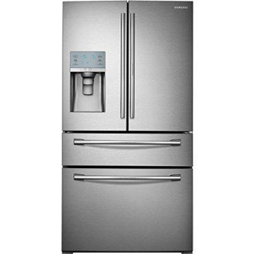Samsung RF30HBEDBSR - 30 Cu. Ft. French Door Showcase Refrigerator (Stainless Steel)
