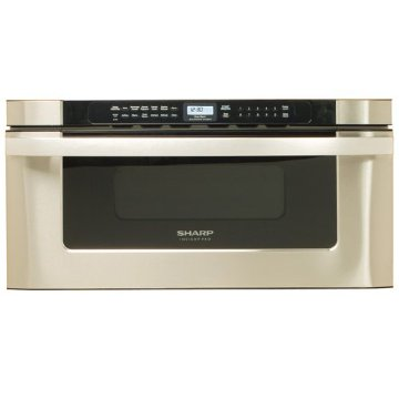 Sharp KB-6525PS 30 Microwave Drawer Oven, Stainless