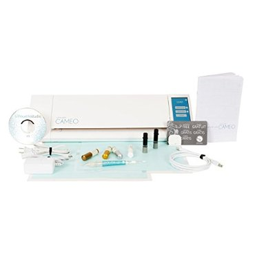 Silhouette Cameo Electronic Cutting Machine (Starter Bundle)