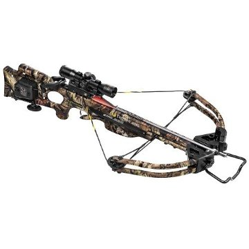 TenPoint Titan Xtreme Crossbow Package with 3x Pro-View 2 Scope and ACUdraw Hand Crank