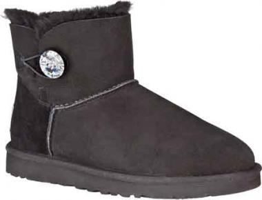 UGG Mini Bailey Button Bling Women's Boots (2 Color Options)