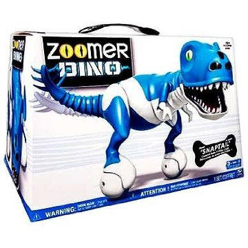 Zoomer Dino Snaptail (Blue)