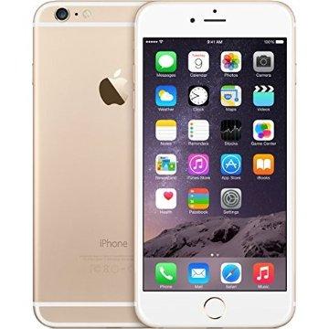 Apple iPhone 6 Plus, Gold, 16GB (Unlocked)