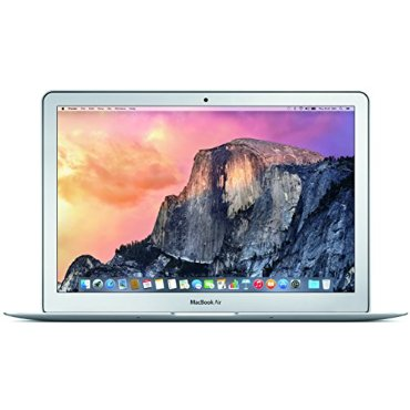 Apple MacBook Air MJVE2LL/A 13.3 Laptop with 128GB SSD (2015 Version)