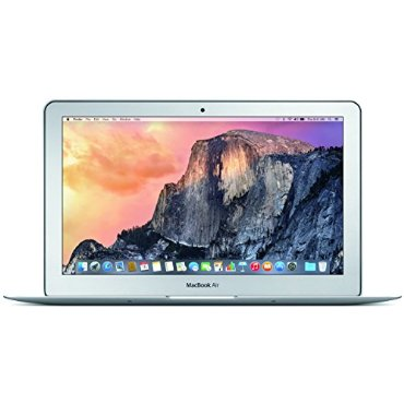 Apple MacBook Air MJVM2LL/A 11.6 Laptop with 128GB SSD (2015 Version)
