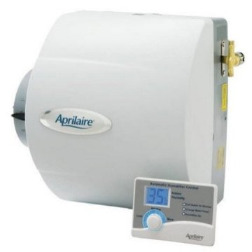 Aprilaire 400 Water Saving Whole-House Bypass Humidifier with Auto Digital Control, 0.7 Gallons/hr (400A)
