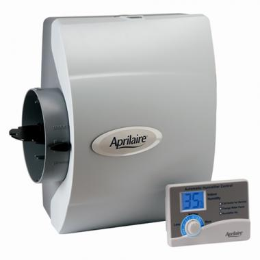 Aprilaire 600 Whole-House Bypass Humidifier with Digital Control