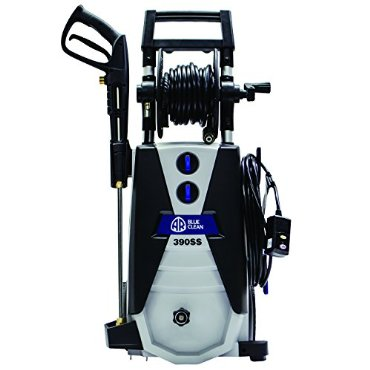 AR Blue Clean AR390SS Supreme Cold Water Electric Pressure Washer 2000 PSI