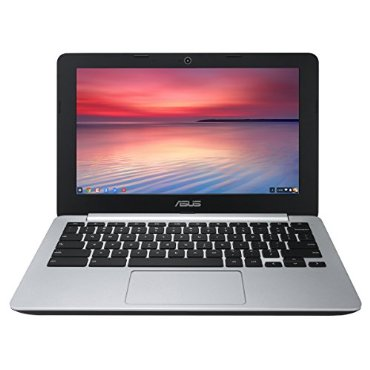 Asus C200MA-DS01 Chromebook 12 with Gigabit WiFi, 16GB Storage & 2GB RAM