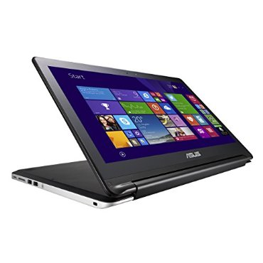 ASUS Flip 2-in-1 Convertible TP500LA-DS71T 15.6 Touchscreen Laptop (Broadwell, Core i7)