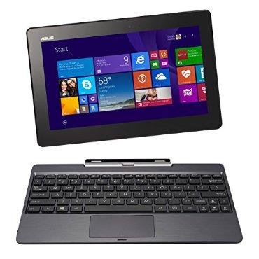 ASUS Transformer Book 32GB 10.1 Detachable 2-in-1 Touchscreen Laptop (T100TAF-B1-BF)