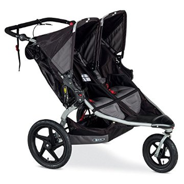 BOB Revolution Pro Duallie Stroller (Black)