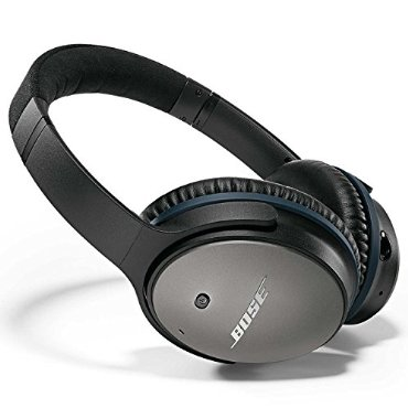 Bose QuietComfort 25 Headphones, Black
