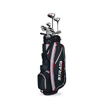 Callaway Strata Plus Complete 12 Piece Golf Club Set with Bag (Right Hand)