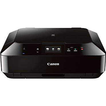 Canon Pixma MG7120 Wireless Inkjet Photo All-In-One Printer (Black)