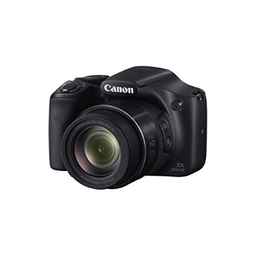 Canon PowerShot SX530 HS Wi-Fi Digital Camera with 50x Zoom