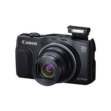 Canon PowerShot SX710 HS (Black)