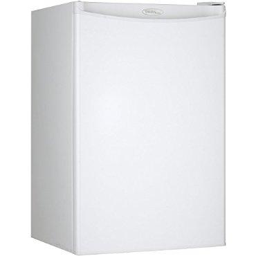 Danby Designer DCR044A2WDD Compact Refrigerator,  4.4-Cubic Feet, White