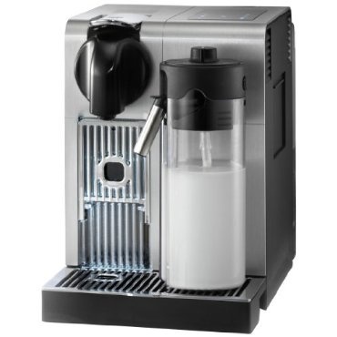 DeLonghi Nespresso Lattissima Pro Machine (EN750MB)