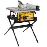 DeWalt DW744X 10 Job-Site Table Saw with 24-1/2 Max Rip Capacity